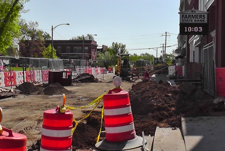 Elmwood IL Streetscape Project